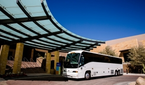Blue Spark - Motor coach - Phoenician - Arizona