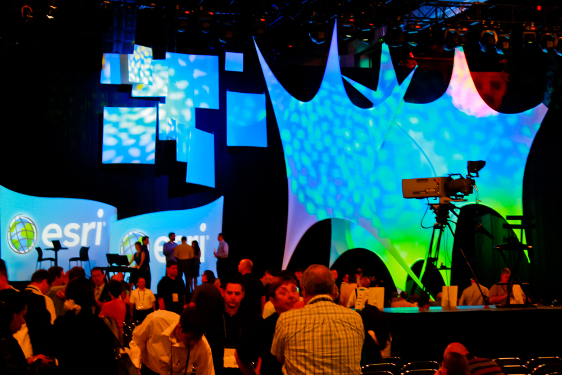 blue-spark-event-design-spandex-stretches-lighting-gobo-crowd-event-design