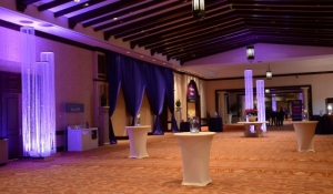 Blue Spark Event Design - Purple Awards Reception at the Gaylord Palms
