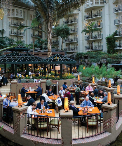 Blue Spark Event Design - Gaylord Opryland Resort and Convention Center Hotel - Atrium